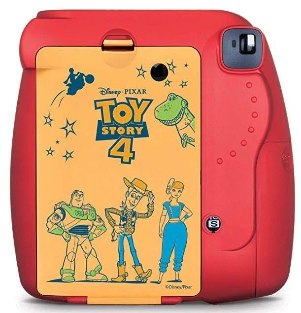 太欠入手啦~富士聯名《玩具總動員4》推限量版拍立得 背面亮點「玩總4巨頭」現身!