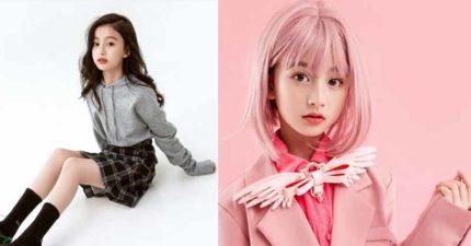 才10歲粉絲就破百萬!她被稱為「中國版橋本環奈」笑容超甜美 「跳舞模樣」網暴動:被圈粉了