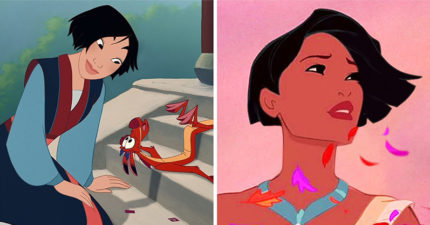 16個迪士尼公果斷「剪掉大長髮」後的樣子 小美人魚短髮模樣居然美貌大升級!