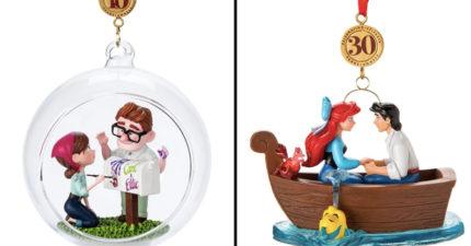 迪士尼搶先推「聖誕節限定」超萌商品 《阿拉丁》神燈精靈「代替聖誕老人」實現你的願望!