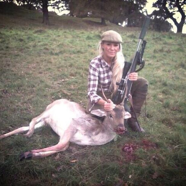 35歲辣媽「從不去超市」卻吃超豐盛 想要什麽肉通通「自己打獵」她:吃素更不人道!