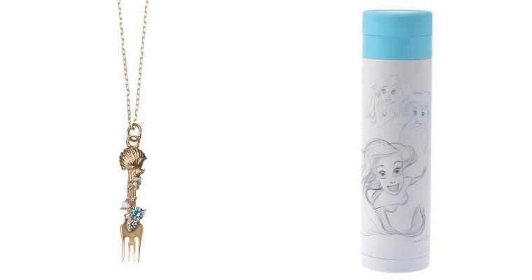 迪士尼推《小美人魚》30週年「限定商品」 水藍色貝殼一打開…女孩都瘋了!