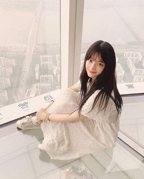 南韓超正「甜點師傅」爆紅!「超清純臉蛋+雪白長腿」30萬網友讚爆:融化了