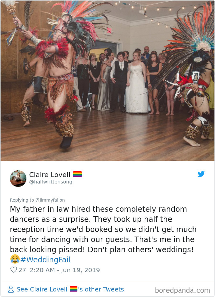 13張「以為是搞笑電影情節」的婚禮插曲 牧師「搞錯新娘」畫面超尷尬!