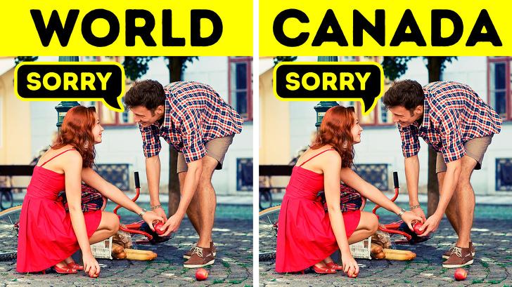 17個證明「加拿大比你想像中更奇怪」的秘密 連「Sorry」也有法律限制!