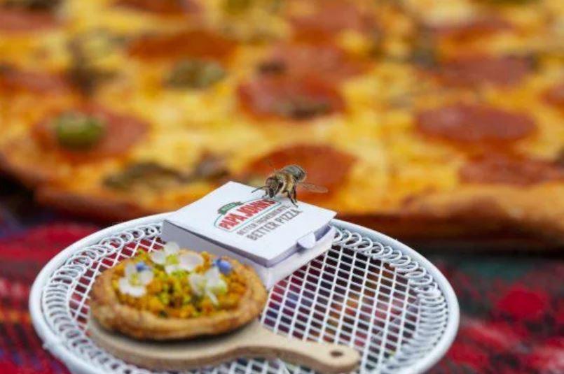 名餐廳推「超萌迷你蜂蜜披薩」卻堅持不賣 揭開背後「比吃更有意義」的原因被讚爆!
