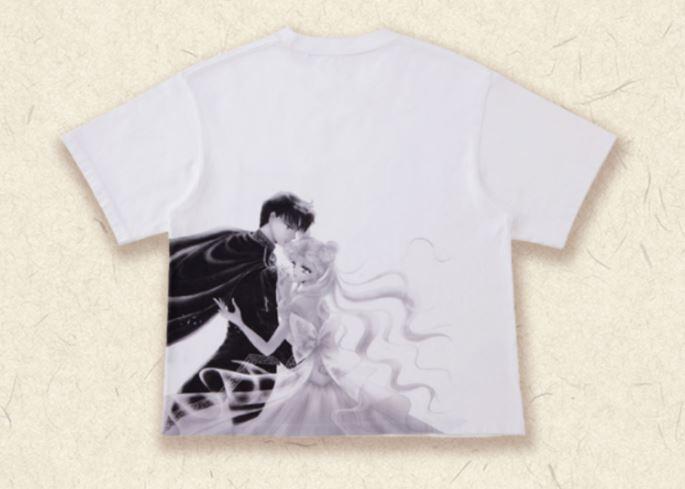 Uniqlo推《美少女戰士》少女感滿滿T恤!黑白色調「唯美風王子與公主」粉絲:美到不行