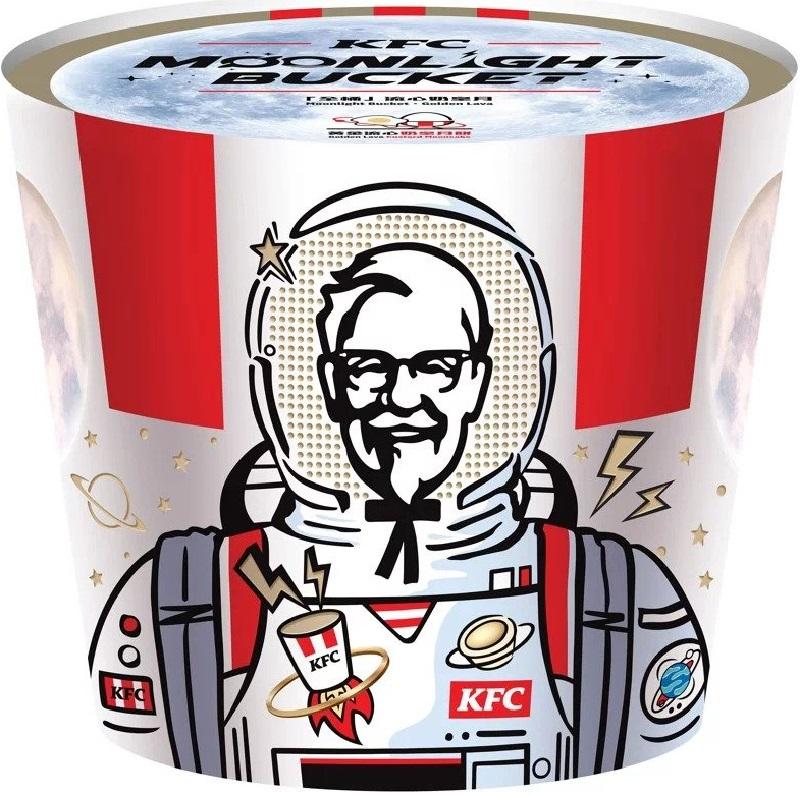 肯德基宣佈推出「香辣雞絲果仁月餅」過中秋 另一款「會流出來」網驚艷:超期待!