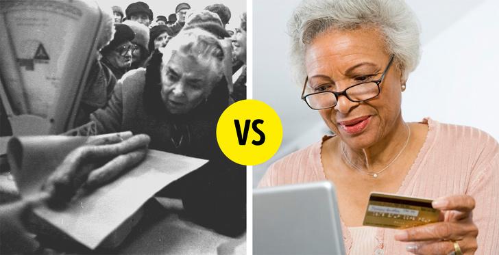 15個讓你莫名心酸的「這50年來徹底改變了」的事情 過去「網購」跟現在完全不同!