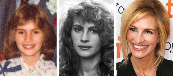 16個好萊塢公認女神的「從小到大顏值變化」!安海瑟威「得罪造型師」再美也沒用