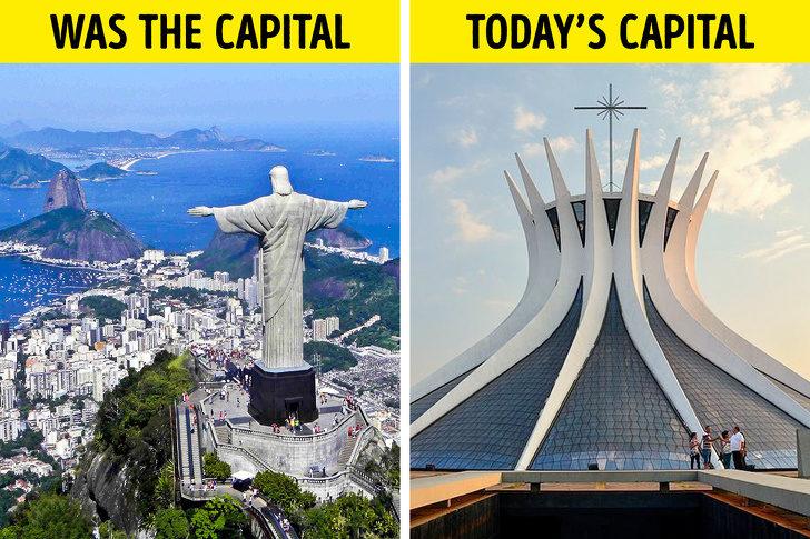 12個「你被騙了很久」的各國錯誤刻板印象 「巨大耶穌像」那裡不是巴西首都!