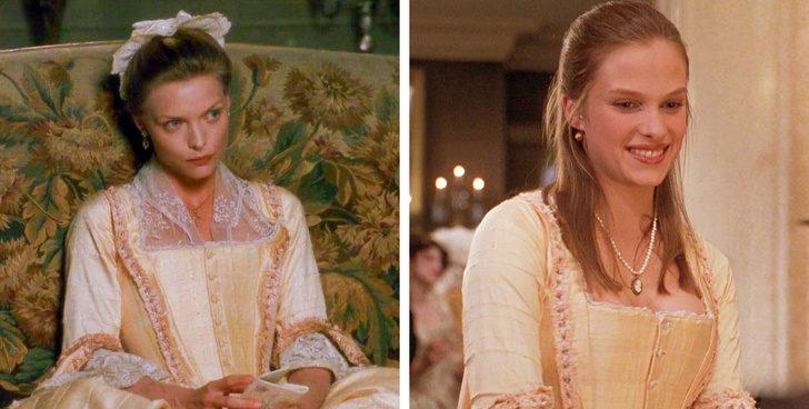 被抓包!14組「偷穿同件戲服」的不同電影演出 2位女主角「共用公主裝」粉絲都尷尬了