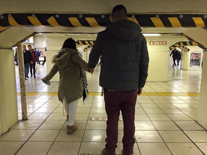 20個讓高個子老外大喊「嗚嗚日本不歡迎我QQ」的真實悲劇 住久了...腰都歪啦!
