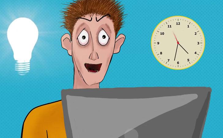 他每天「只睡2小時」進行實驗 7天後曝光「超驚人結果」網:不敢再熬夜!