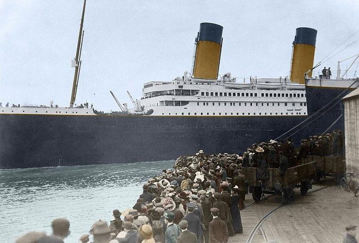 鐵達尼號「沉沒主因」曝光 倖存者還原「當時真相」爆:根本沒有冰山!