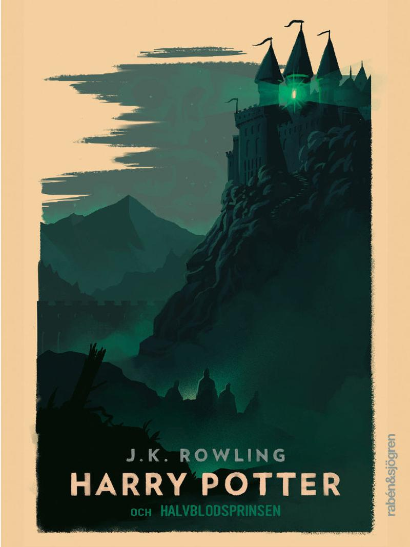 瑞典慶祝《哈利波特》20週年推全新封面!「比原版更完美」讓麻瓜粉超驚嘆:得多收一套