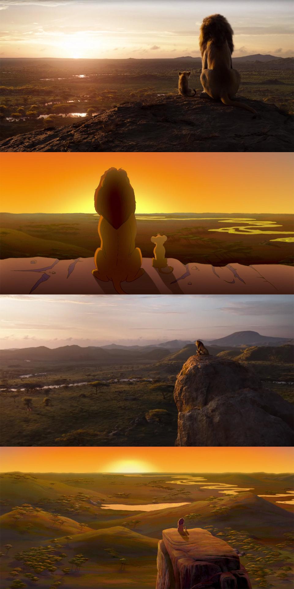 18個證明「迪士尼根本不是人」的《獅子王》場景 開場「神還原動畫」太震撼!