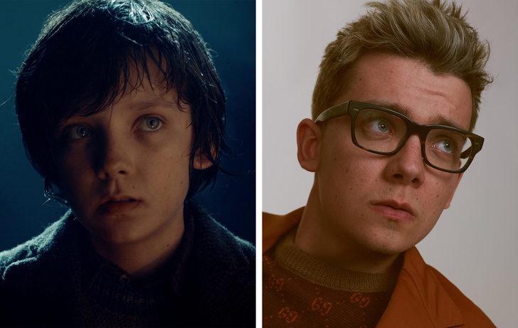 回不去了!18個「讓你喜歡的角色秒崩壞」的童星長大後對比 《魔戒》主角變鬍鬚大叔