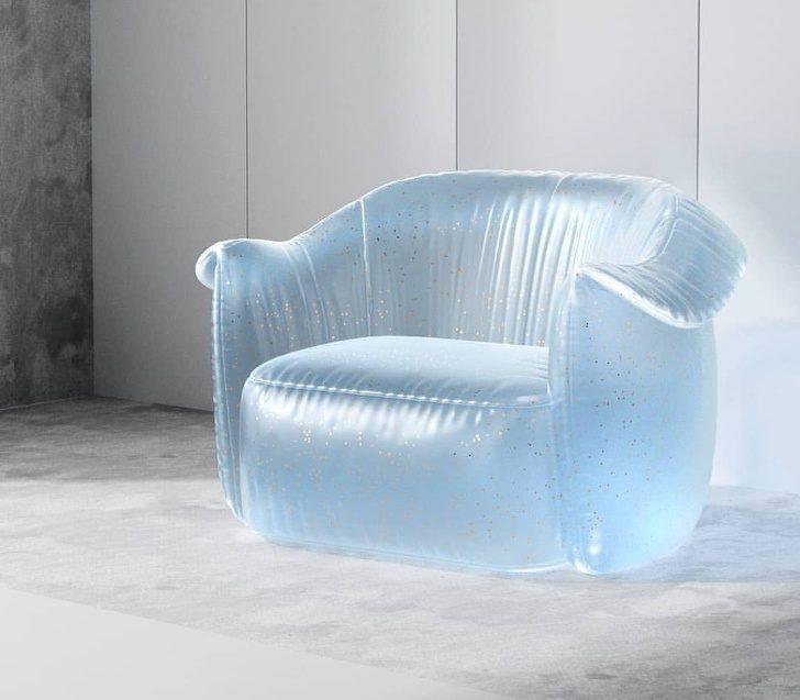 16個「害我們變成月光族」的超酷設計 「能坐的空氣」讓你漂浮在半空!