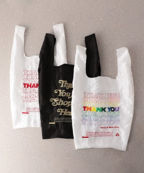 正妹藝術家把「塑料袋→刺繡環保袋」 超貼心「設計圖案」網推爆:救救地球!