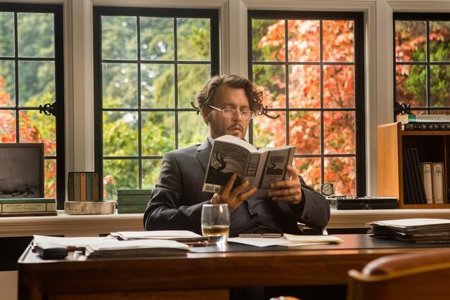 影評/強尼戴普《人生消極掰》近10年最棒演出 每個「笑點」都是眼淚的堆疊!