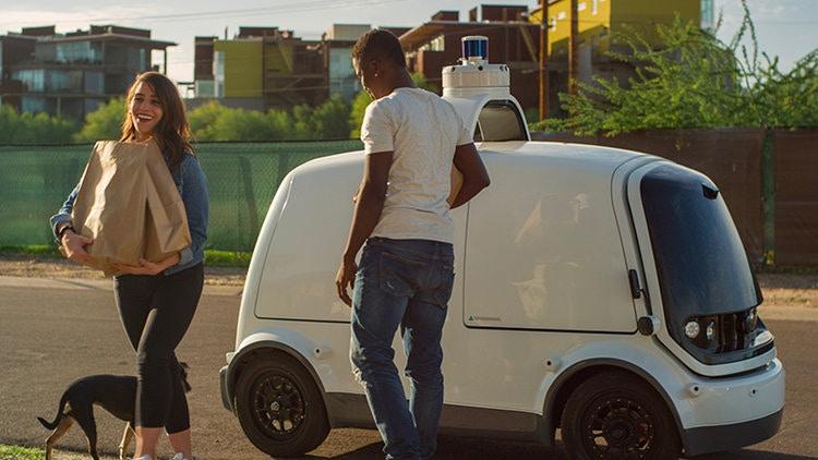 Uber計劃推「無人機外送服務」賺更多 「内部設計」曝光網質疑:確定有保障?