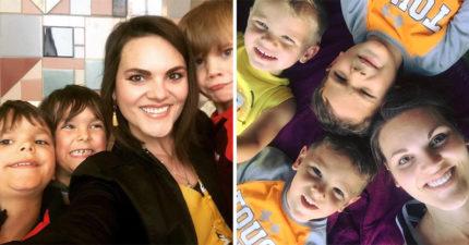 3個兒子的媽寫信給「未來媳婦」 感人喊「妳是我女兒」逼哭全網:超完美婆婆!
