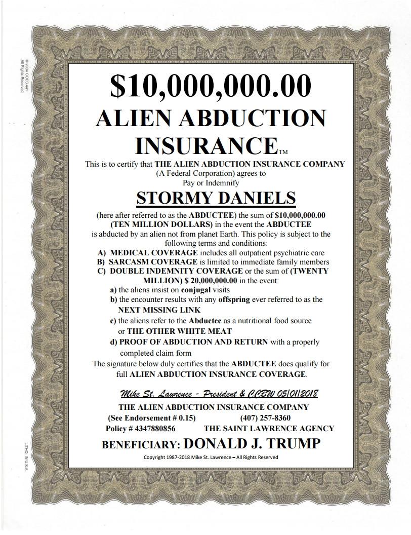 190萬人加入「直播51特區」行動!保險公司看中商機 幽默推「外星人險」狂吸6千訂單