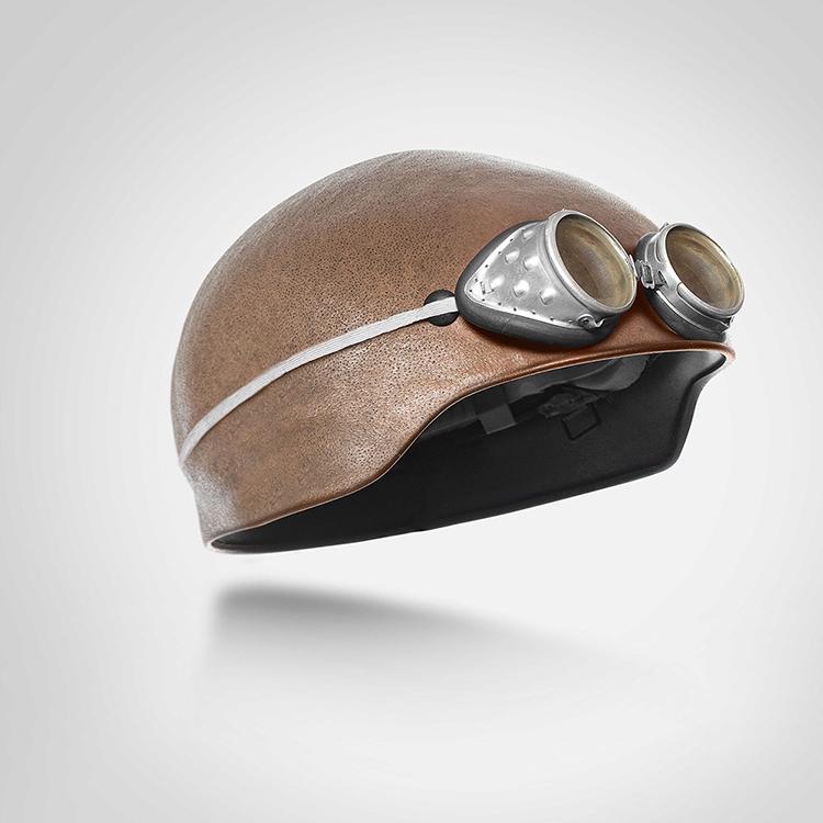 100%神還原「光頭安全帽」獵奇上市 瘋狂造型「引起搶購」網友超想要!