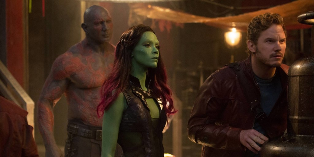 《復仇者聯盟》編劇證實「葛摩拉還活著」!《星際異攻隊3》有望「合體再放閃」