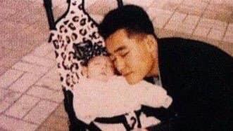 世界最帥男星的老爸!BTS泰亨曝光「父親年輕舊照」 網直接看呆:完美基因