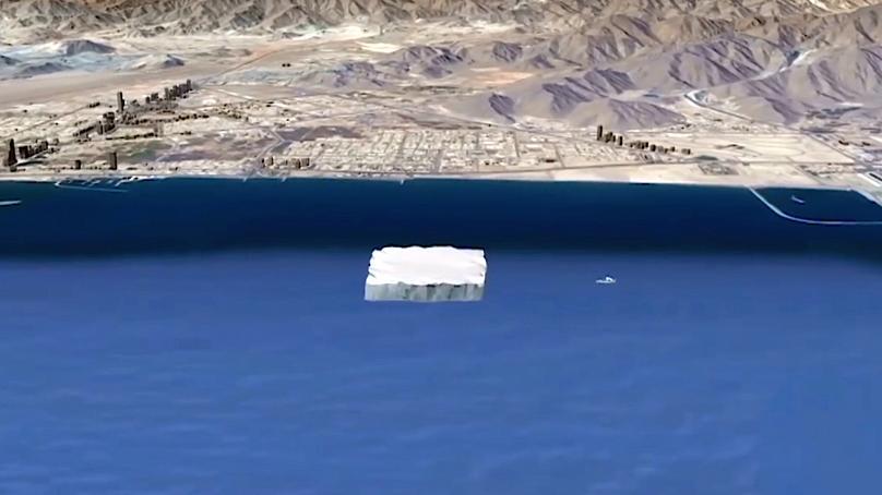有錢94狂!億萬富翁宣佈把「冰山拖到南非」 網看完「超扯計劃」傻眼:你們很自私…