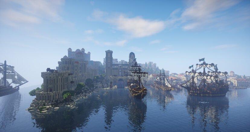 影/《Minecraft》玩家「浪費9年」做出整個《魔戒》世界場景 電影迷哭了:超值得!