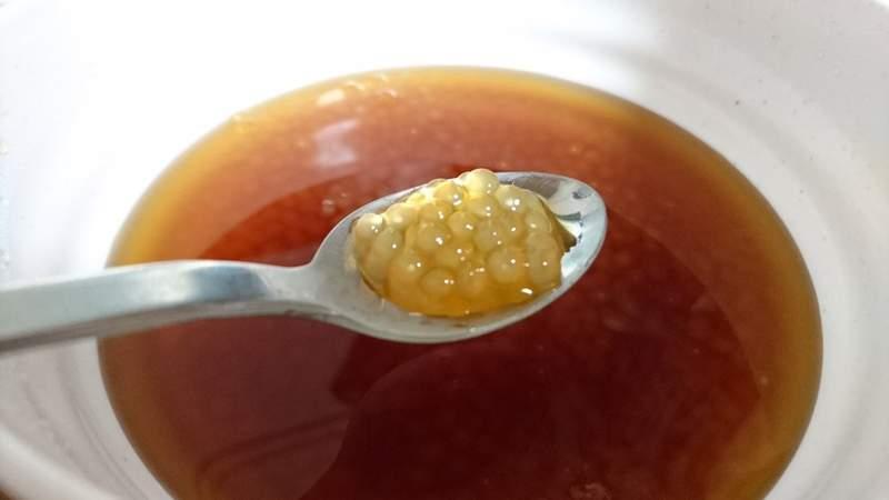 日本親子丼「把珍珠做成鮭魚卵」連味道都一樣!還推出「珍珠壽司」...畫面超嚇人