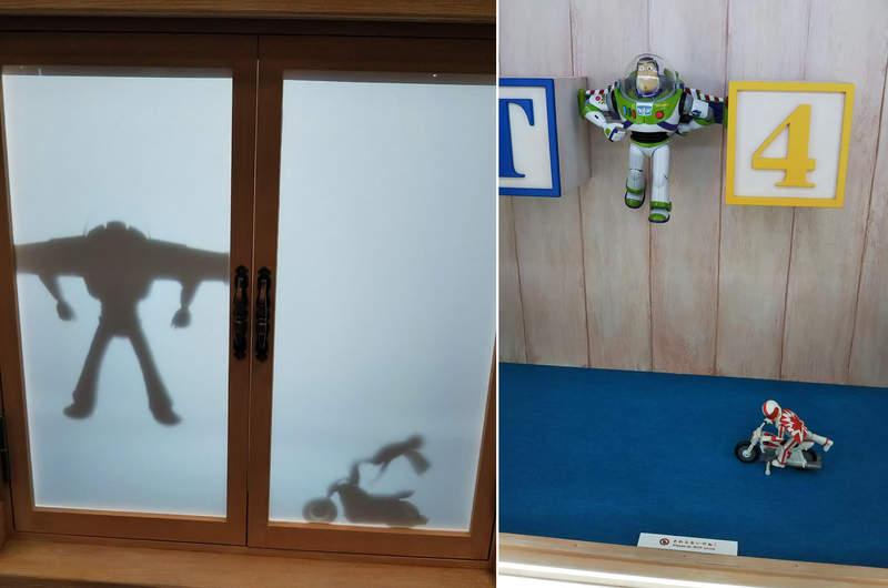 他們真的會動!日推「玩具櫥窗」秀胡迪日常 下一秒「衝擊畫面」粉絲暴動:主人來了