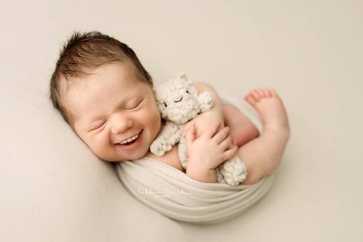14張「如果寶寶長牙齒」的超獵奇合成照 微可怕「怪萌」網笑翻:會做惡夢!