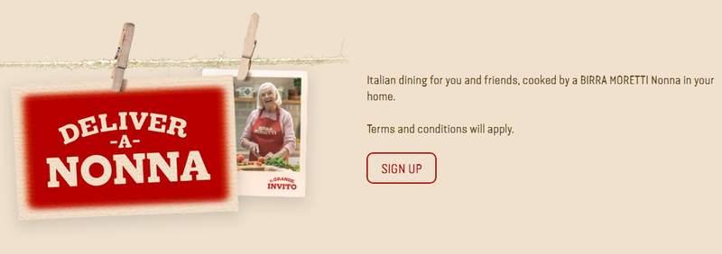 國外推「造福獨居者」的超狂服務 吃膩了外食…直接「外送阿嬤」煮一桌菜給你!