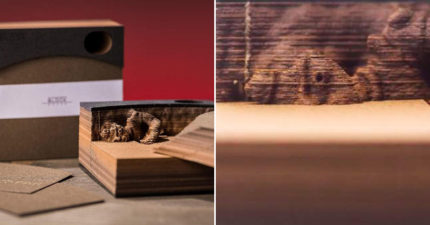 日推「合掌土偶便條紙」爆紅 用完後的「驚人畫面」網傻眼:考古系?