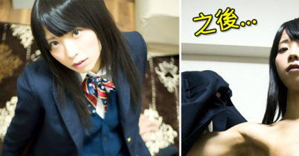 日本甜美高顏值正妹突PO「脫上衣照」 真面目「反差太大」粉絲崩潰:這身材不行