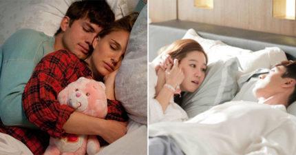 情侶睡一起「男生睡不好」機率超高!研究發現「原因太暖」:一切都是因為愛❤