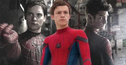 如果小蜘蛛被換成一代蜘蛛人?神手Youtuber完美打造「陶比版本」《離家日》 網驚喜:完全沒違和