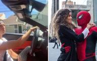 小蜘蛛超不爽!湯姆霍蘭德「取消關注SONY」網友驚訝:連女友也力挺