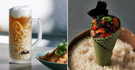 澳洲餐廳推「獵奇美食組合」意外爆紅 客人最愛的「啤酒拉麵」竟然不會醉...而且超補!