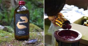 小酌新選擇「蟲汁現榨」琴酒 網友試喝:有複雜昆蟲味...
