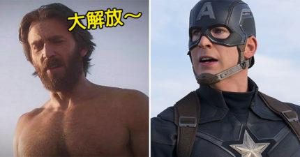 克里斯伊凡「告別美國隊長」化身鬍渣大叔 新片《紅海深潛》大膽「不穿衣服」粉絲暴動!
