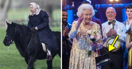 10個「說了你也不太會相信」的英國女王秘密 原來「包包位置」在暗示心中想法!