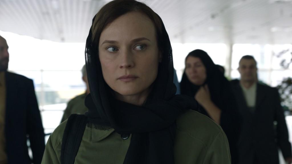5位為「變身冷豔女特務」逼出自己極限的金獎影后 黛安克魯格拿假護照闖海關險坐牢!