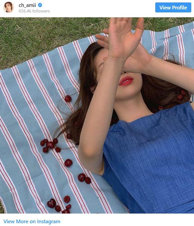 韓國網美「故意不露臉」反而讚更多!「用對帽子」就能變女神