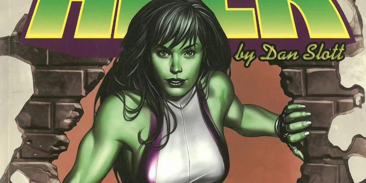 漫威的「女浩克」竟然比男的更強!網見「她的男友」驚嘆:超強CP