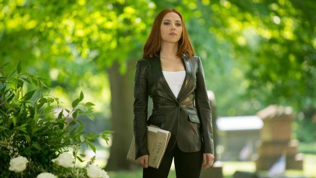 盤點7個漫威電影「黑寡婦」超辣造型 粉絲推爆《鋼鐵人》「秘書Look」:最美豔英雄